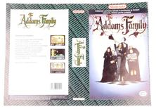 Addams Family (Orginal YAPON Rental Cover Paper)