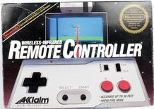 Acclaim Wireless Infrared Remote Controller