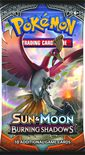Pokemon SM3: Sun & Moon Burning Shadows Booster