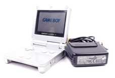 Game Boy Advance SP Console (Platinum)