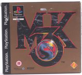Mortal Kombat 3 (Cardboard Box Version) - PS1