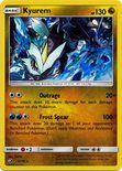 Kyurem 47/70 - Sun & Moon Dragon Majesty