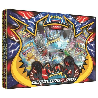 Pokemon Collection Box: Guzzlord GX