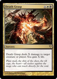 Death Grasp - Sorin vs Tibalt