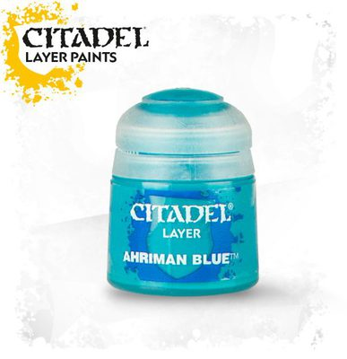 Citadel Colour Ahriman Blue