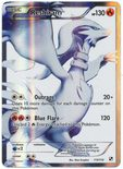 Reshiram Full Art  113/114 - Black & White 1 (Base Set)