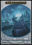 Homunculus TOKEN 0/1 - Shards of Alara
