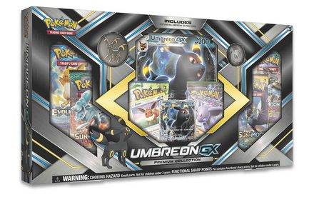 Collection Box: Umbreon-GX Premium Collection