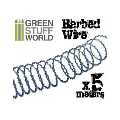 GSW Barbed Wire 5m