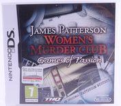 James Patterson Women's Murder Club: Games of Passion - Nintendo DS