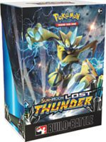 Pokemon SM8: Sun & Moon Lost Thunder Prerelease / Build & Battle Pack