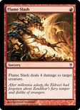 Flame Slash - Sorin vs Tibalt