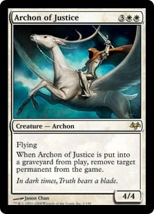 Archon of Justice - Eventide