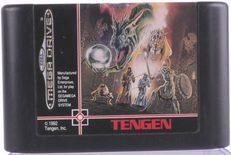 Dragon's Fury - Mega Drive