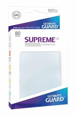 Ultimate Guard Supreme UX Sleeves Frosted (80pcs)