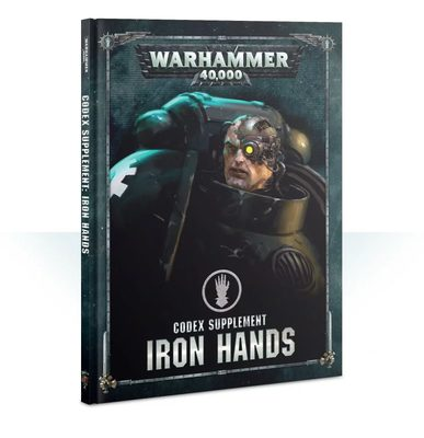 Codex Supplement: Iron Hands