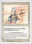 Alert Shu Infantry - Portal Three Kingdoms