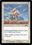 Charging Paladin - Exodus