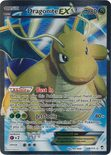 Dragonite EX Full Art 108/111 - X&Y Furious Fists