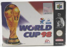 World Cup 98 - N64