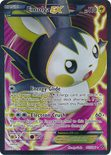 Emolga EX Full Art 143/146 - X&Y (Base Set)