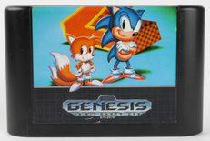 Sonic the Hedgehog 2 - Mega Drive