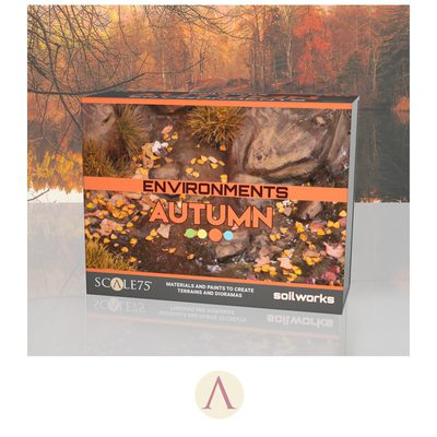 Scale75 Environments Kit: Autumn