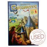 Carcassonne New Edition *USED*