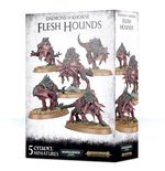 Daemons of Chaos Flesh Hounds of Khorne
