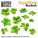 GSW Paper Plants: Burdock