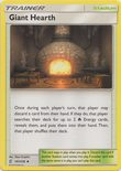 Giant Hearth 197/236 - Sun & Moon Unified Minds