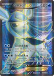 Glaceon EX Full Art 116/124 - X&Y Fates Collide