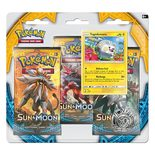 Pokemon SM1: Sun & Moon 3-Pack Blister: Togedemaru