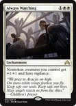 Always Watching - Shadows over Innistrad