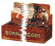 Born of the Gods Booster Half Box