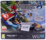 Wii U Console Premium Pack Mario Kart 8
