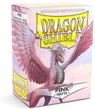 Dragon Shield Sleeves Standard Size Matte Pink (100ct)
