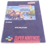 Donkey Kong Country 3: Dixie Kong's Double Trouble! (Manual)