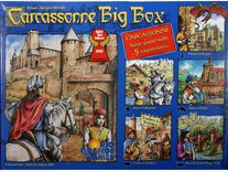 Carcassonne Big Box 2012