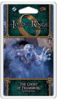 Lord of the Rings LCG: Ghost Of Framsburg Adventure Pack