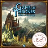 Game of Thrones Board Game (2nd Edition) *USED*
