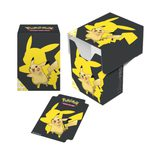 Ultra Pro Pokemon Full View Deck Box Pikachu
