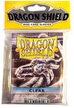 Dragon Shield Small Sleeves, Clear (50pcs)