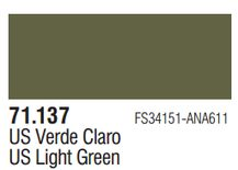 Vallejo Model Air: US Light Green 71.137