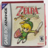The Legend Of Zelda: The Minish Cap - GBA