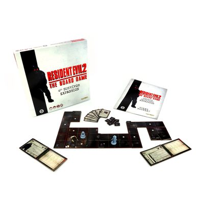 Resident Evil 2: The Board Game – 4th Survivor Expansion