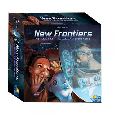 New Frontiers: The Race For The Galaxy