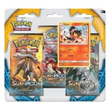 Pokemon SM1: Sun & Moon 3-Pack Blister: Litten