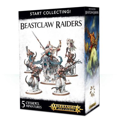 Start Collecting: Beastclaw Raiders