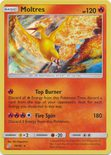 Moltres 19/181 - Sun & Moon Team Up